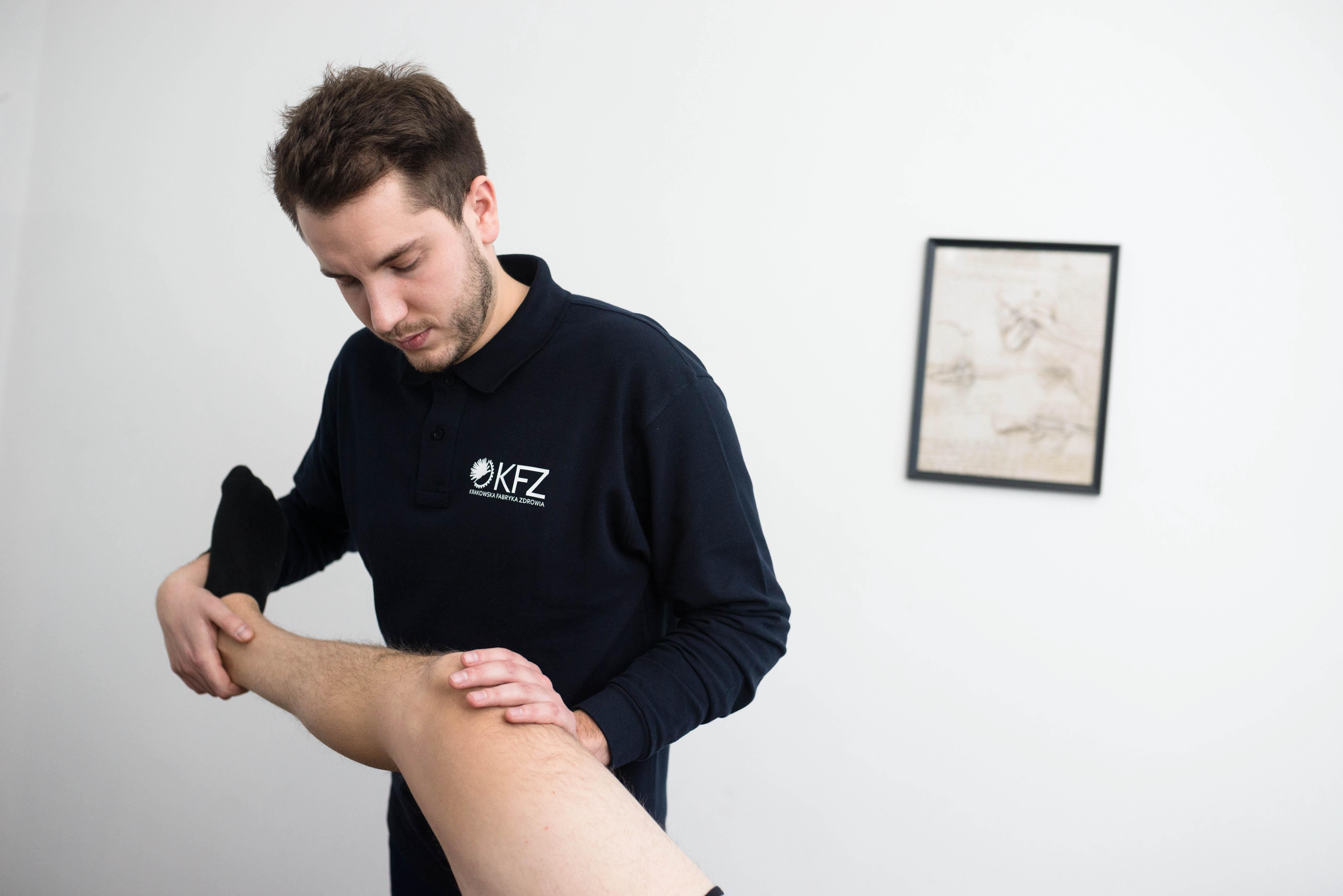 kontuzje kolana ból kolana urazy kolana kontuzje sportowe kolano skoczka